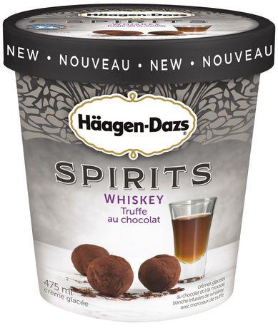 Haagen Dazs Spirits Ice Cream
