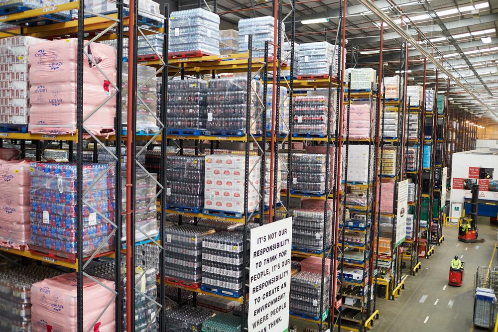 calgary 3pl food warehouse