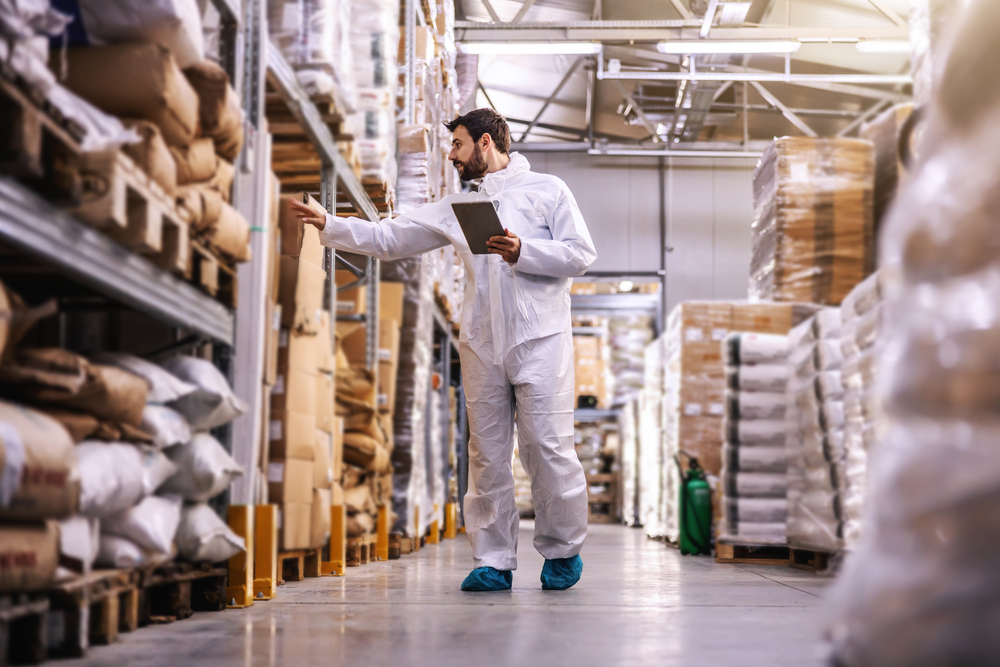 food warehousing essentials